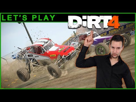 #24. La 205 T16 au top en groupe B ?! → Dirt 4 (let's play - gameplay fr)