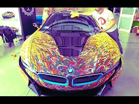 Worksheet. BMW i8 Customized Garage Italia Customs BMW i8 Futurism Edition