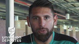 """Jonathan Orozco: """"Vengo a ser campeón, lo extraño y creo que Santos me lo puede dar"""""""