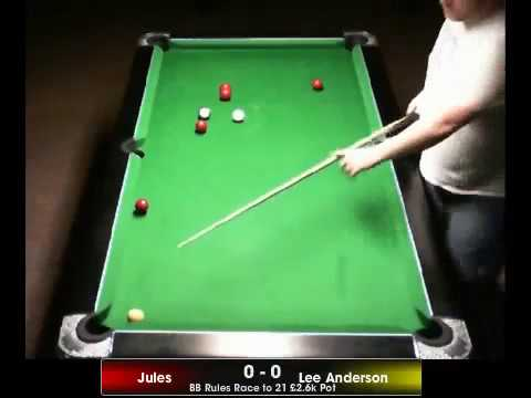 Jules Goodyear v Lee Anderson 2014 Part 1