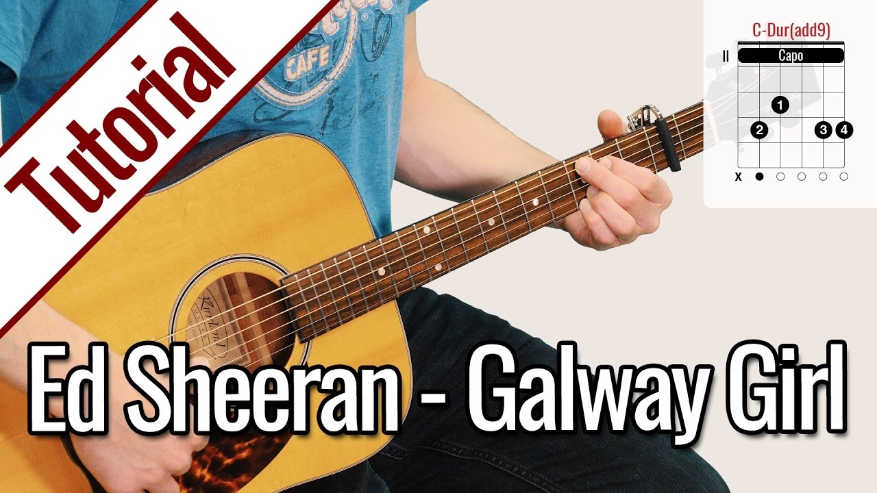 galway girl deutsch