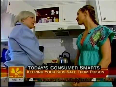 NBC TODAY Show: Poison Prevention, Mar. 18, 2008