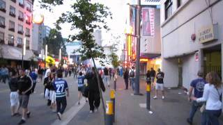 2011 Vancouver Stanley Cup Riots (See fight at 6:27 mark)