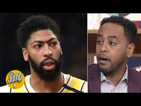 The Lakers look 'kinda ugly' with Anthony Davis but without LeBron - Amin Elhassan | The Jump