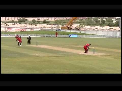 Bermuda's Jason Anderson Hits 100 April 8 2011