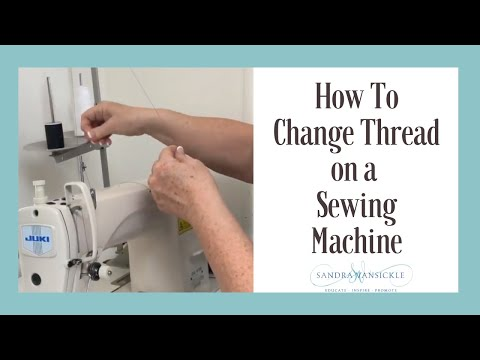 how-to-change-thread-on-a-sewing-machine