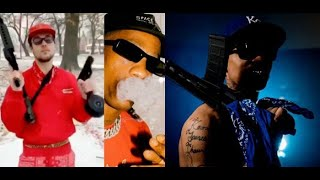 30 Deep Grimey Crips Beat & Robbed St Louis Goon Who Banned Travis Scott Grimy ..DA PRODUCT DVD
