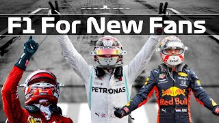 Formula 1 For New Fans: The History Of F1 & Everything A New Fan Needs To Know EXPLAINED