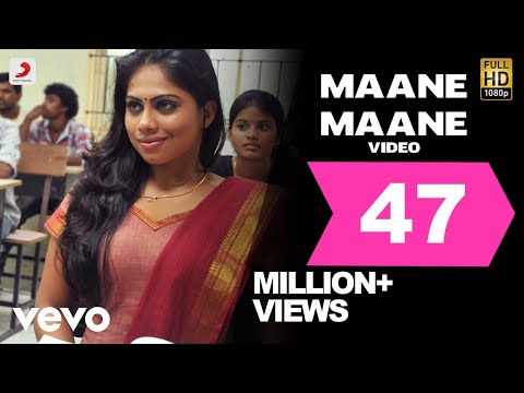 Mix - Uriyadi - Maane Maane Video | Vijay Kumar | Anthony Daasan