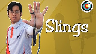 Archery | Finger Slings and Wrist Slings
