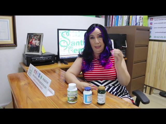 Kit piedras en los riñones y como eliminarlas con medicina natural - Santo Remedio Panamá.