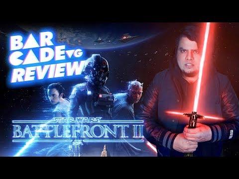 RESEÑA Star Wars Battlefront 2