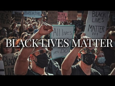 POV Photography during Black Lives Matter protests in Stockh