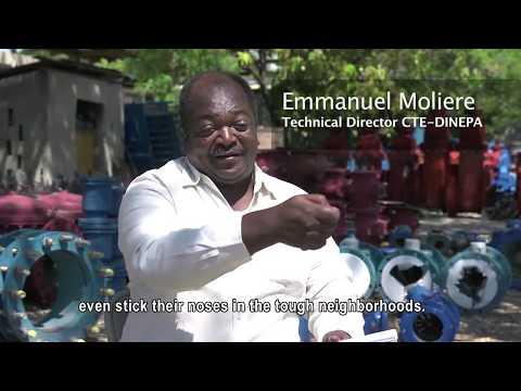 Water: bringing clean water to Port-Au-Prince, Haiti