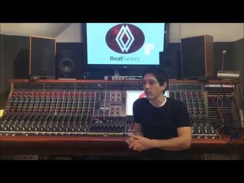Audio Engineer Javier Weyler