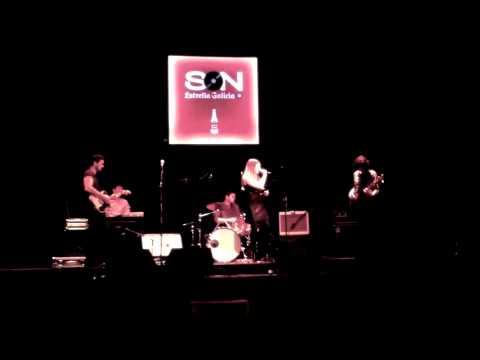 NADADORA - Incendio #3 (Teatro Lara 14/02/2013)