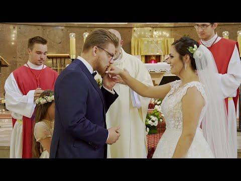 Adam i Ola - Teledysk ślubny