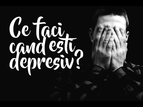 Ce faci cand esti depresiv? | Levi