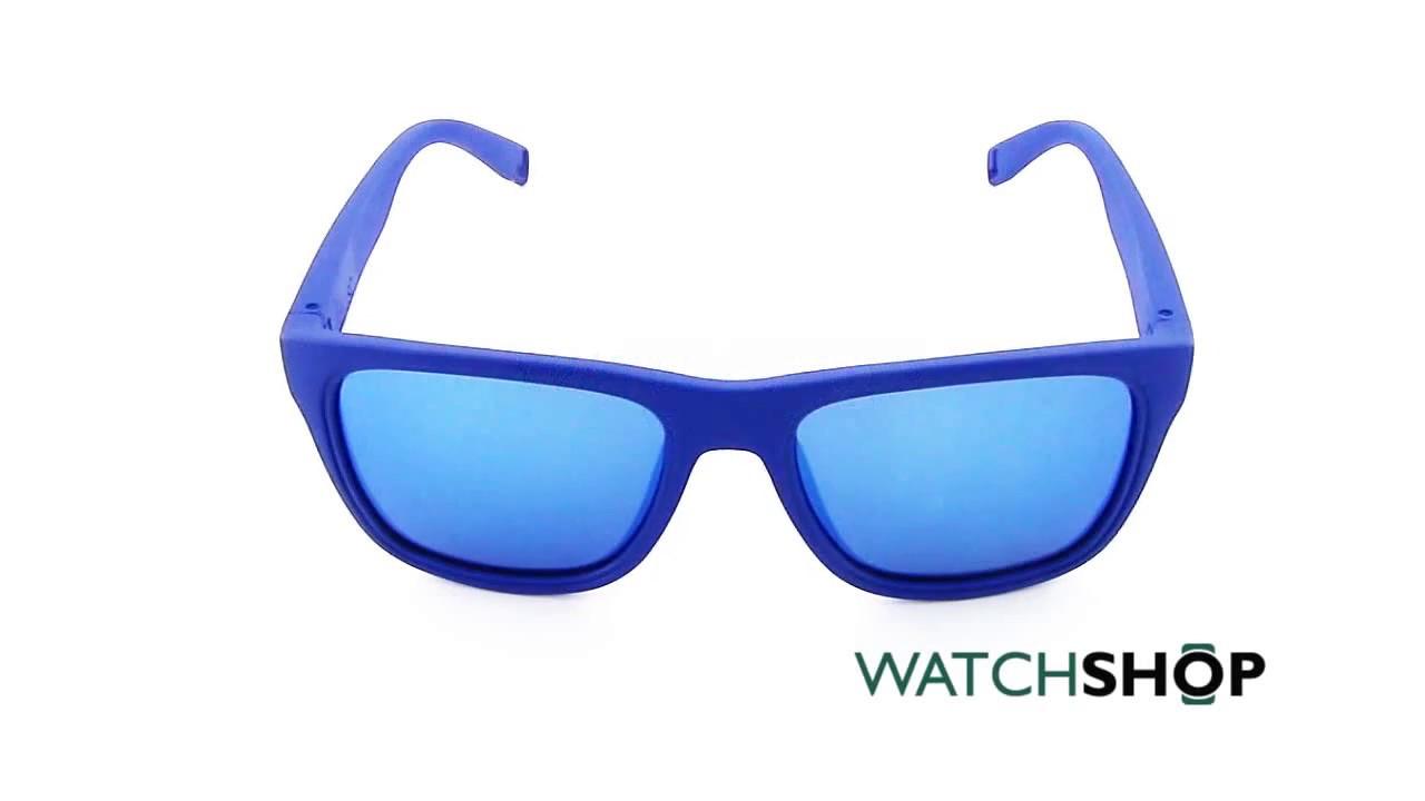 Lacoste L816S Sunglasses (L816S-424) - YouTube 73abd1f7c4fe