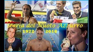 Simona Quadarella, Federica Pellegrini e Gregorio Paltrinieri e gli altri Eroi del Nuoto Azzurro