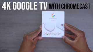 Google 4K Chromecast With Google TV - Everything You Need To Know