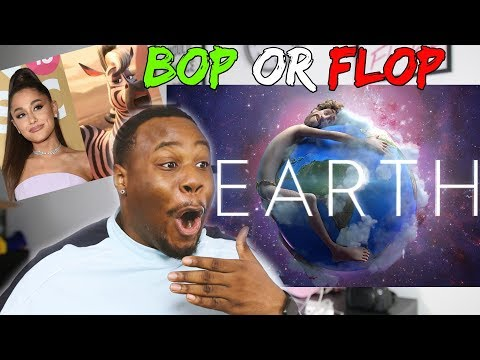 "LIL DICKY ""EARTH""  ARIANA GRANDE IS A ZEBRA BOP OR FLOP?"