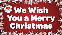 Mix – We Wish You a Merry Christmas with Lyrics | Christmas Carol & Song
