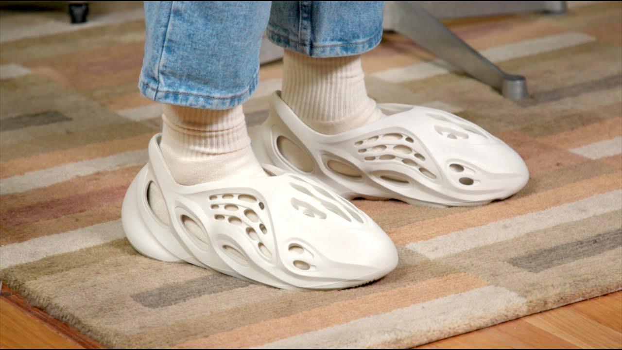 adidas yeezy foam