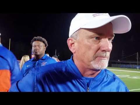 Coach Dunn Post Game Texas Lutheran