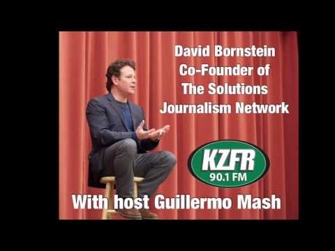 David Bornstein: Solutions Journalism Explained