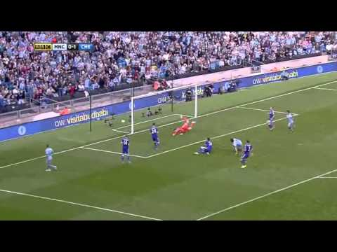 Lampard's goal vs Chelsea September 21 2014