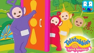 Teletubbies Paint Sparkles - Draw, Color, Have Fun (By TabTale LTD) - New Best App for Kids