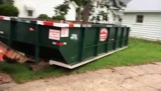 (563) 332-2555 Free Dumpster Rental Tips Davenport, Iowa