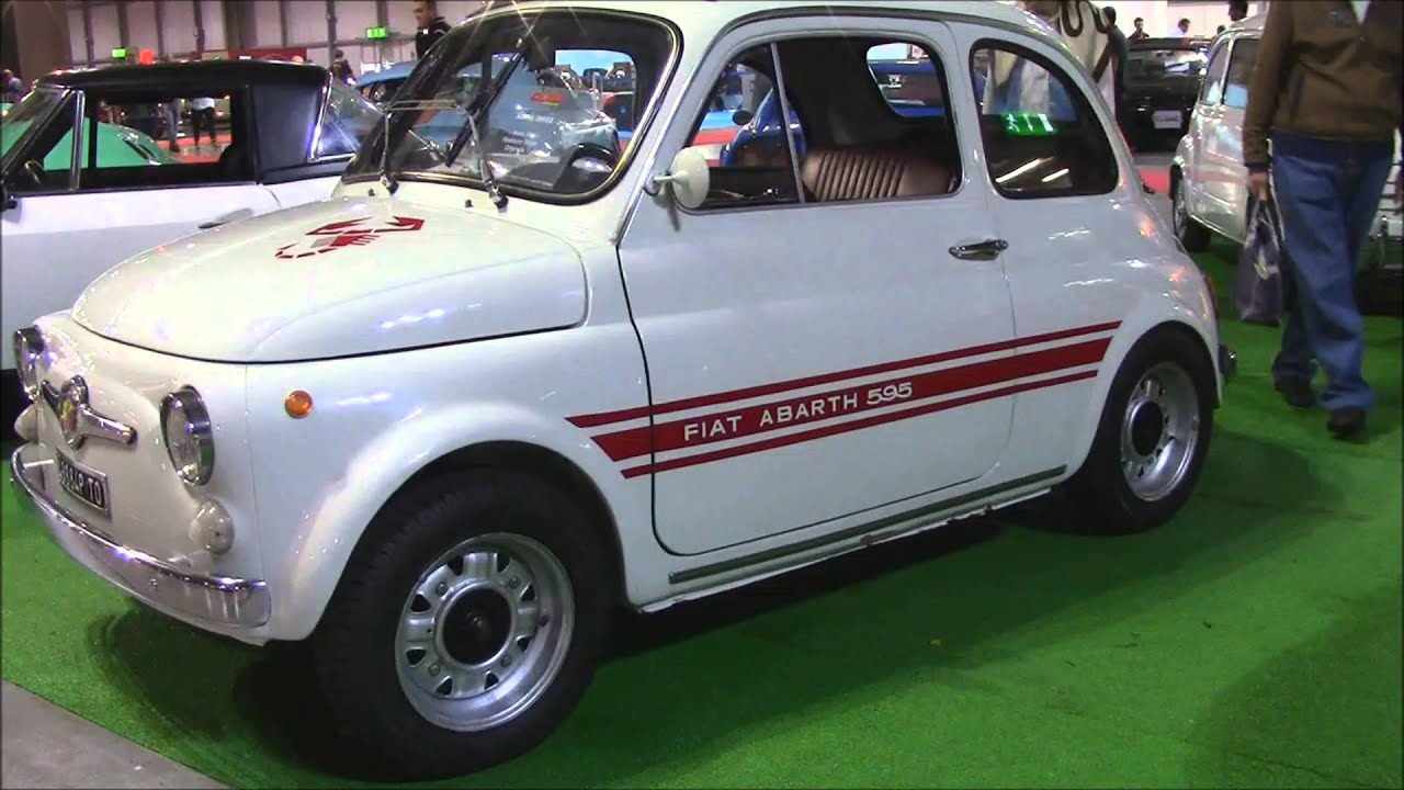 fiat abarth 595 ss 1970 youtube. Black Bedroom Furniture Sets. Home Design Ideas