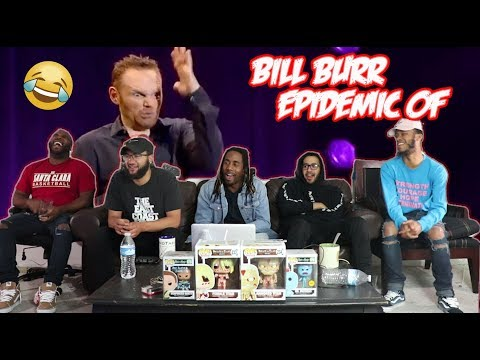 Bill Burr - Epidemic Of Gold Digging Whores Reaction/Review