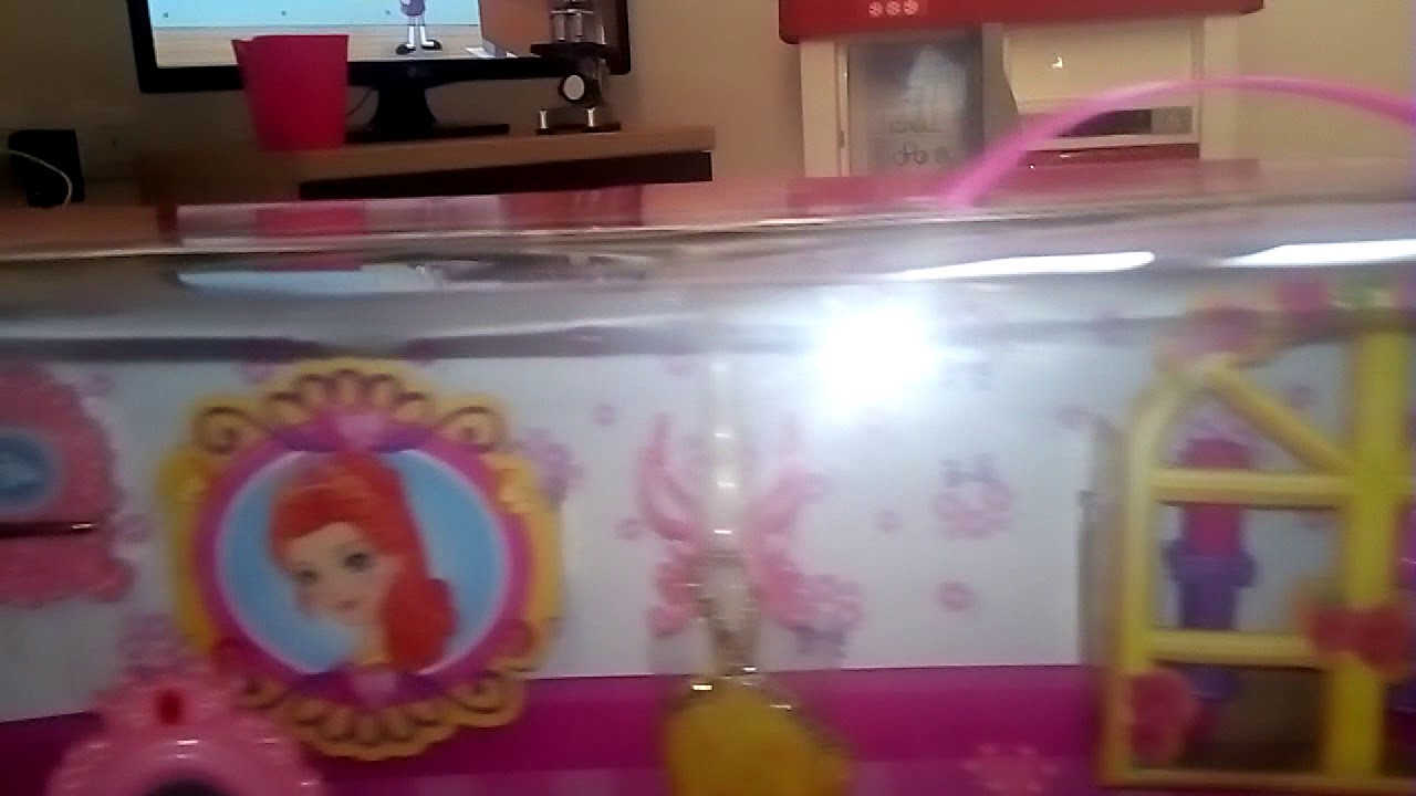 La camera da letto di Barbie - YouTube