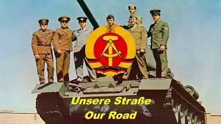 Unsere Straße - Our Road (East German song)