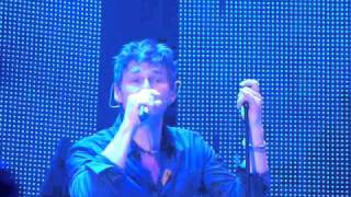 A-ha Butterfly Paris Zénith October 12 2010 + Morten talking after the song