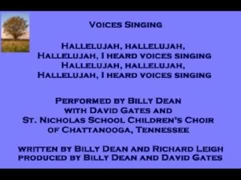 Billy Dean - Voices Singing ( + lyrics 1998)