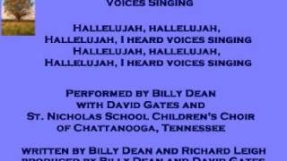 Watch Billy Dean Voices Singing video