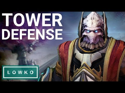 StarCraft 2: TOWER Defense!