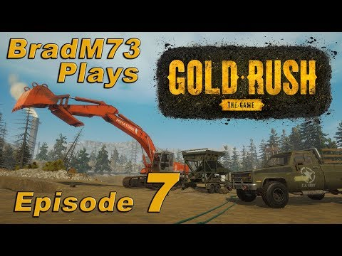 GOLD RUSH: THE GAME - PC Gameplay - Episode 7 - A new patch and a new investment!!