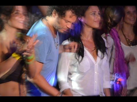 Write On Event Miami Cabas y Duina del Mar bailando al ritmo de Javier García, Antonio Carmona