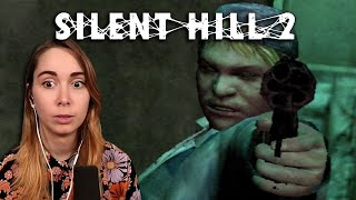 He cried more than the dog! - Silent Hill 2 [5]
