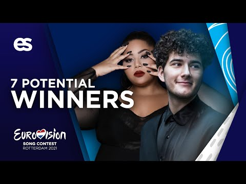Eurovision 2021: 7 Possible Winners (With Comments) - Esc Shane