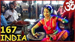 #ИНДИЯ  ИНДИЙСКАЯ ЕДА И ТАНЦЫ  МАХАШИВАРАТРИ В #GOKARNA INDIA 167