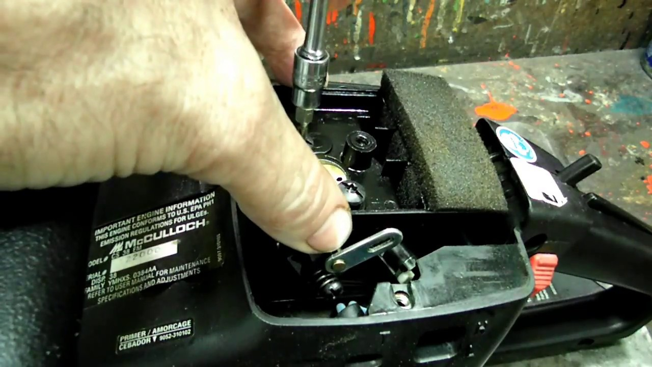 Chain Saw Cleaning Youtube 31as2s1e701 Parts List And Diagram 2011 Ereplacementpartscom