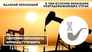 Валерий Черноокий - В чем отличия экономик нефтедобывающих стран?