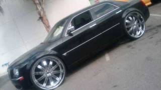 1st Chrysler 300 on 30s !!!!