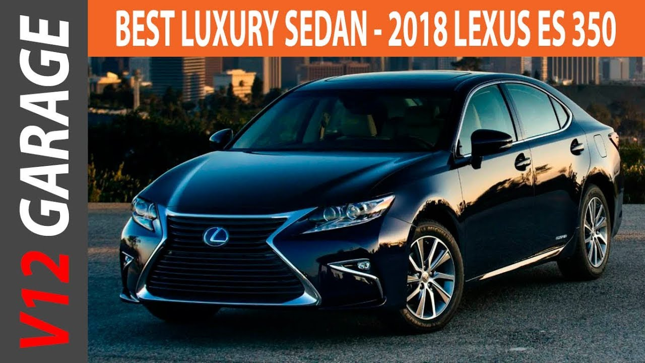 2018 lexus es 350 sedan review colors and release date youtube. Black Bedroom Furniture Sets. Home Design Ideas